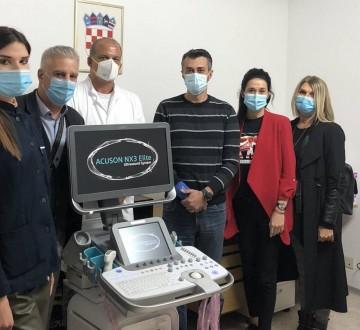 Ambulanta na Lopudu dobila ultrazvučni uređaj