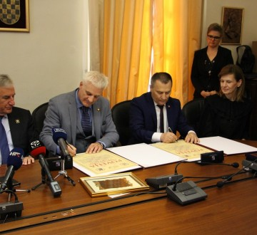 Svečano potpisana Povelja o prijateljstvu između Doma zdravlja Dubrovnik i Doma zdravlja Vukovar